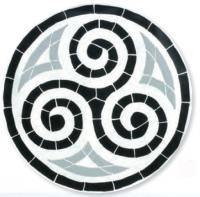 Cirkel 120 x 120