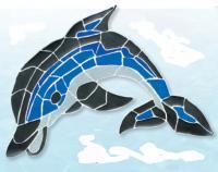 Delfin 130 x 90 cm