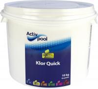 Activ Pool - Klor Quick, granulat 10 kg